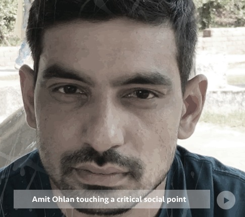 Amit Ohlan's talk to be released on Diwali